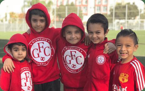 Glendale FC Pre Club